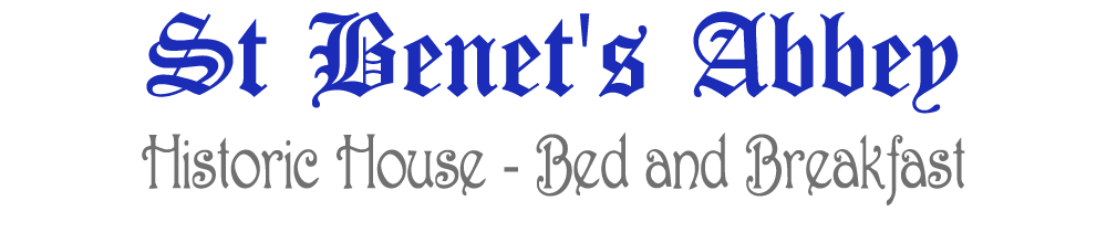 St Benets Abbey Bed & Breakfast